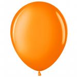 Шар (12''/30 см) Оранжевый (220), пастель, 100 шт.